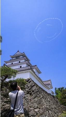 大空を見上げようin福島