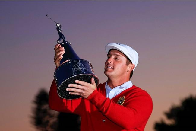ブライソン・デシャンボー ブリヂストンゴルフのボールでツアー8勝目!