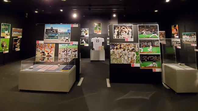 【野球殿堂博物館】「野球報道写真展2020」ベストショット オブ ザ イヤー決定!(展示した71作品の中から、来館者の投票により、ベストショット オブ ザ イヤーを決定!)