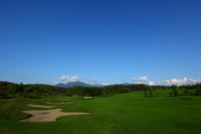 富良野ゴルフコース(パーマーコース15h)