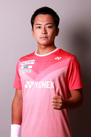 【ソフトテニス】船水颯人選手/上松俊貴選手とガット使用契約を締結