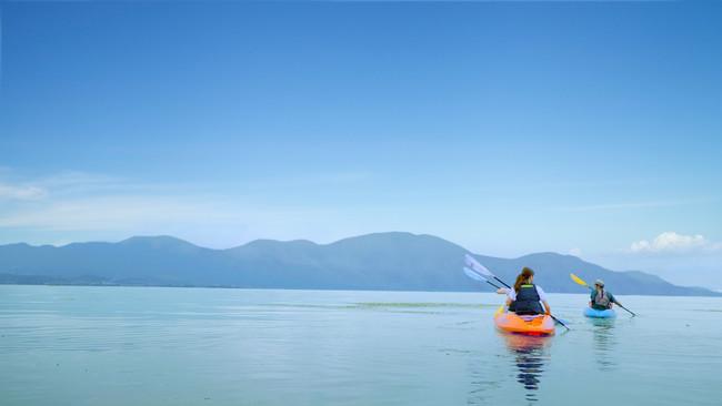 琵琶湖マリオットホテル 宿泊プラン「サイクリング&カヤックで琵琶湖の自然を探求」を発売