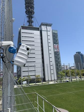 ドコモ大阪南港グラウンド