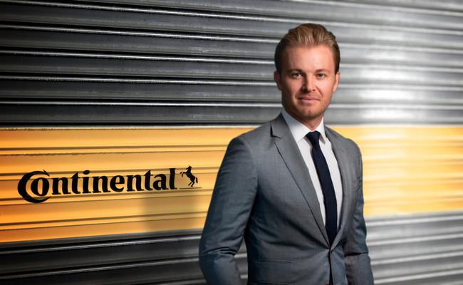 F1元ワールドチャンピオンのニコ・ロズベルグ氏、コンチネンタルの新しいブランド・アンバサダーに就任