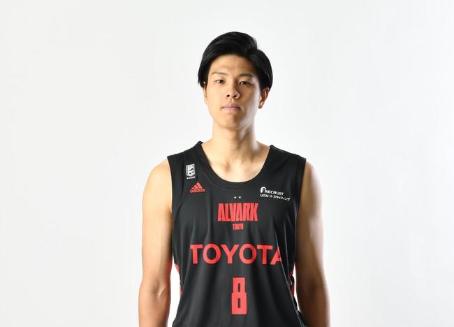 B.LEAGUE 2021-22シーズン #8 吉井 裕鷹選手契約継続のご報告