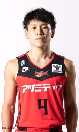 寺園脩斗選手 B.LEAGUE 2021-22 SEASON 選手契約締結のお知らせ (新規)