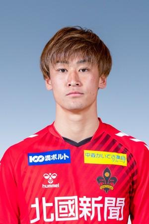 島津頼盛選手 鹿児島ユナイテッドFCへ期限付き移籍のお知らせ