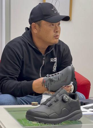 プロゴルファー小田孔明選手