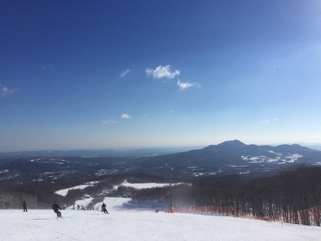 仙台平野と太平洋