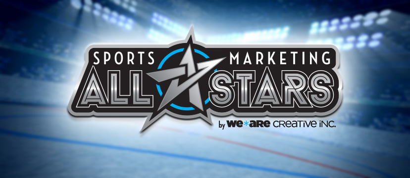 Sports Marketing Allstars by We Are Creative Inc.