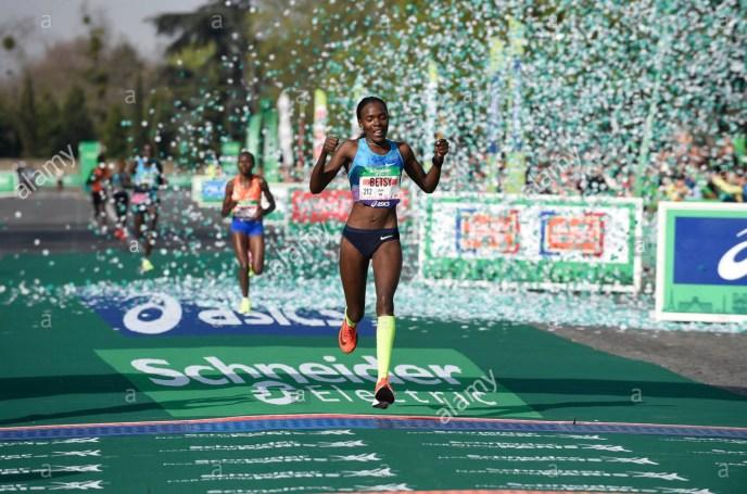 Publicidad 3D en Maratones y carrera atléticas