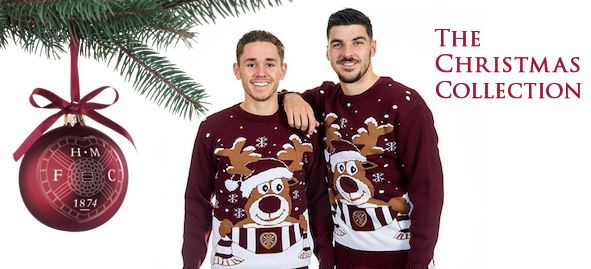 Hearts Christmas Jumpers