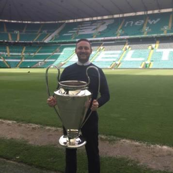 Blaine McConnell Celtic