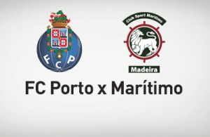FC Porto and Maritimo Funchal's match end on One each draw