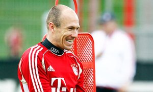 Dutch Forward Arjen Robben Recent Amazing Goals & Skills