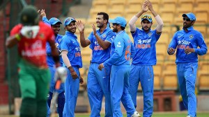 India A won by 96 runs in 1st ODI against Bangladesh A (+scorecard)