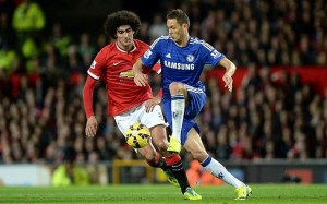 Manchester United draw against Chelsea by 0-0