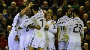 Real Madrid won against Real Sociedad by 3-1