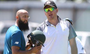 Smith with South Africa for pondering grate role