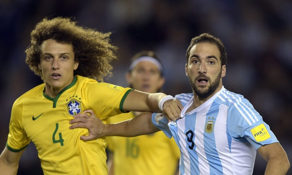Photo of Argentina Vs Brazil Match