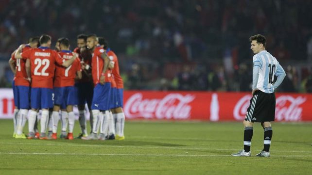 Single image for Argentina & Chile