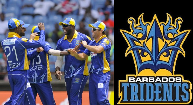 Barbados Tridents team squad