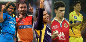 Leading wicket takers in VIVO IPL 10 2017 (+Past Records)