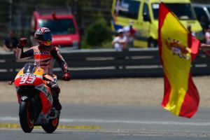 Spanish (Jerez Circuit) MotoGP Race: Final Result table, Ranking & Full Highlights (2016)