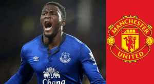 Manchester United spend of £65 million for Belgian Everton striker Romelu Lukaku
