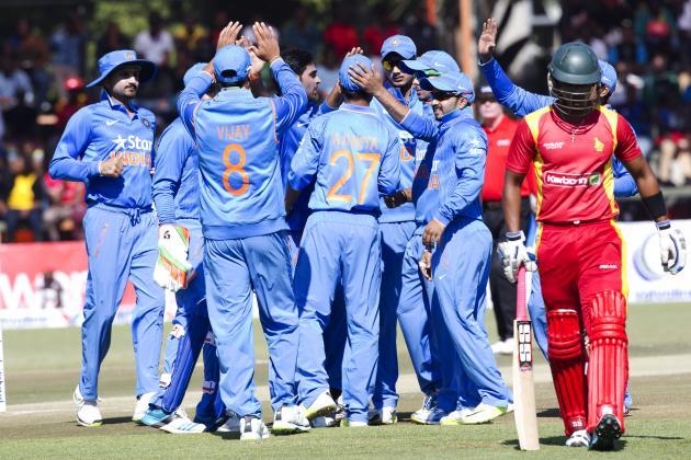 Zimbabwe India series