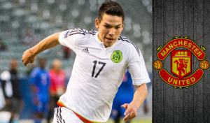 Manchester United enrolled the Mexican forward Hirving Lozano on their next transfer range