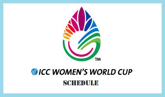 ICC women's world cup