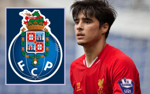 Liverpool receiving only £240,000 compensation for Joao Teixeira's FC Porto move