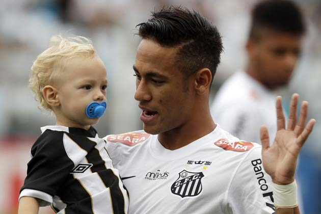 Kid of Neymar