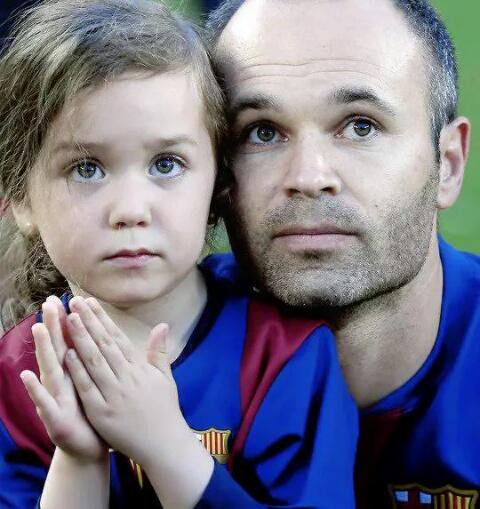 Kids of Andres Iniesta 3