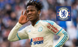 Michy Batshuayi has successfully arrived his dream team Chelsea for €40 million