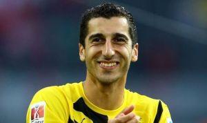 Manchester United Neglected by Borussia Dortmund to show interest about Henrikh Mkhitaryan