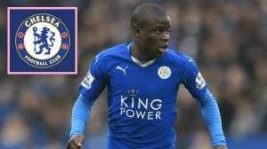 Chelsea offered of £20 million release clause for Leicester City French midfielder N'Golo Kante