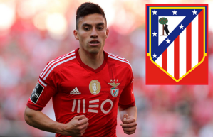 Benfica's Nicolas Gaitan is Looking Forward to Join Atletico Madrid In Exchange For €25 Million