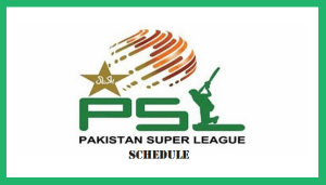 Pakistan Super League 2018 Schedule: All Matches Date Released