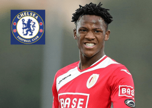 Finally the Blues Chelsea agree £33.2 million for M. Batshuayi
