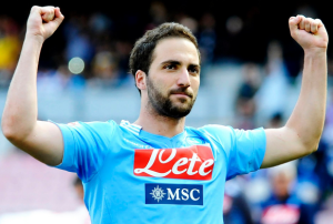 Higuain won't renew his contract with Napoli, confirmed his agent