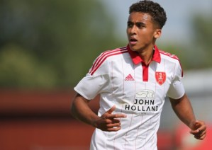 Man United very close to sign Sheffield youngster Dominic Calvert-Lewin for £1m clause