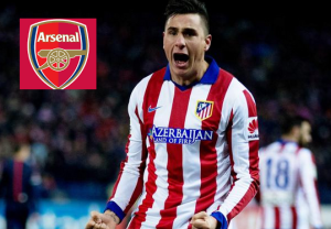 Arsenal face competition from Red Devils to sign defender Jose Gimenez