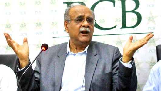Najam Sethi PSL