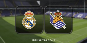 Highlights video Real Sociedad 0 – 3 R. Madrid: Bale & Asensio's finishing