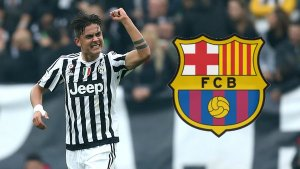 Paulo Dybala emerged as the target of Barcelona in 2017-18 summer