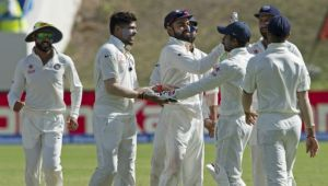 India may celebrate 250th home Test with victory against New Zealand