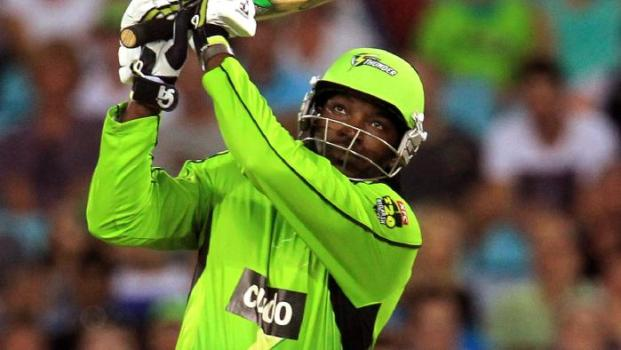 Chris Gayle big bash