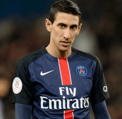 Angel Di Maria Net Worth